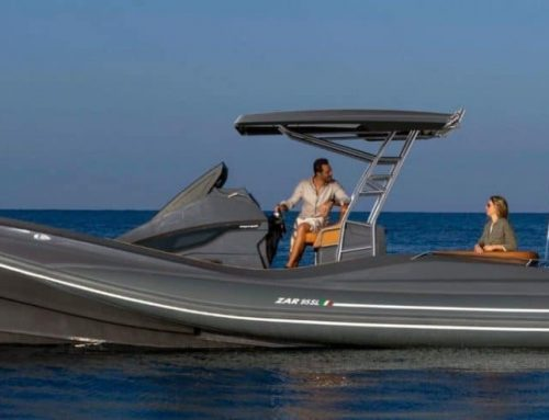 Zar Formenti Introduces New Model at Fort Lauderdale International Boat Show Oct 30-Nov 3