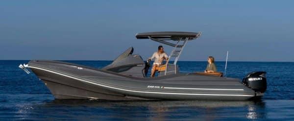Zar Formenti 95 SL hard top